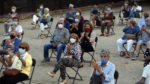 L'Hospital de Viladecans rep 2.280 euros de les entrades solidàries de la Festa Major