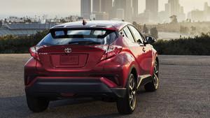 El CH-R es uno de los modelos híbridos más exitosos de Toyota.