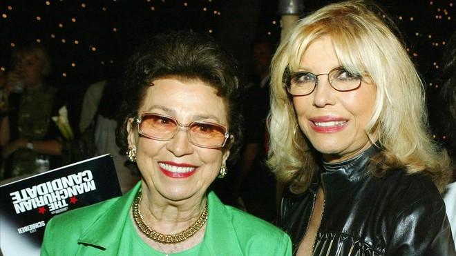 Muere a los 101 años Nancy Sinatra