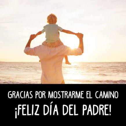 Imágenes para felicitar el Día del Padre 2019