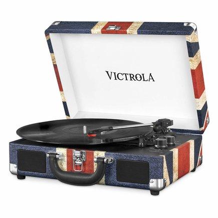 Victrola Suitcase