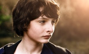 El actor Finn Wolfhard, que interpreta a Mike Wheeler en 'Stranger Things'.