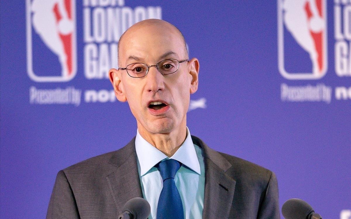 La NBA trabaja en un plan de 25 días de preparación antes de volver