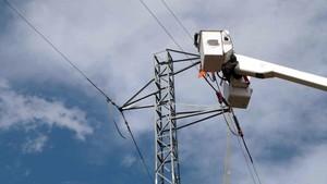 Adecuación de una torre de electricidad en la comarca de la Noguera para frenar la mortalidad de aves.