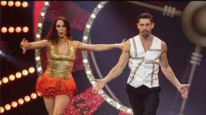 Adrián Lastra pasa a la final de 'Mira quién baila All Stars'.