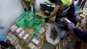 La Oficina enviabaalijos de droga a España y Estados Unidos.