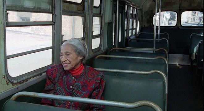 """60 años del """"no"""" de Rosa Parks"""