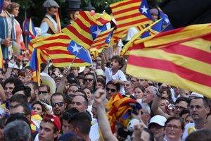 El Govern no assistirà a les manifestacions de la Diada
