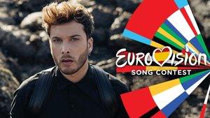 Blas Cantó, representante de España en Eurovisión-2021.