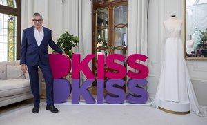 Boris Izaguirre, en una foto promocional de Sí, quiero ese vestido.