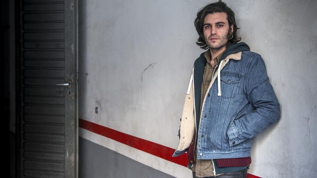 El cantante y guitarrista Xarim Aresté