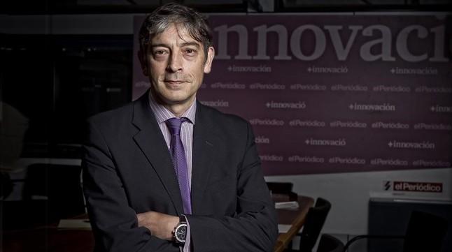 Carlos Buesa, presidente de Oryzon Genomics.