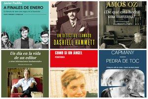 Biografías y memorias: 12 libros recomendados para Sant Jordi
