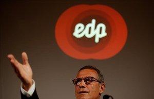 El consejero delegado de EDP, Antonio Mexia, en una imagen de archivo.