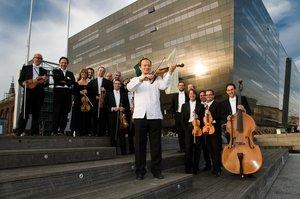 La orquesta de cámara milanesaha participado en el evento.