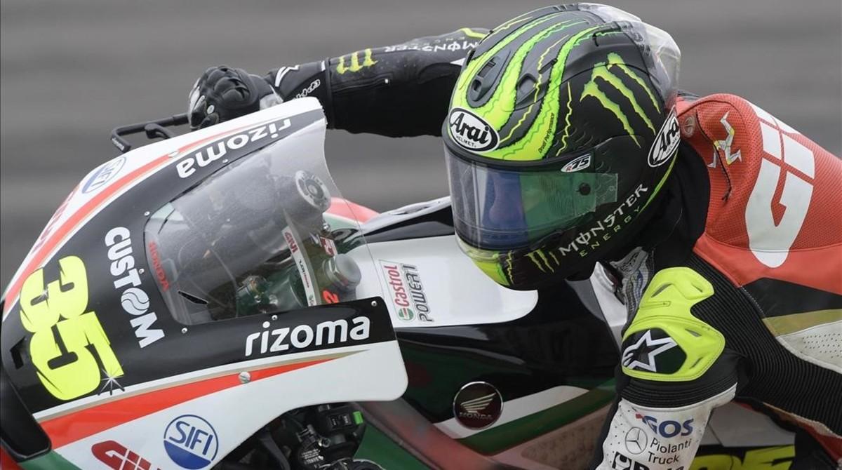 Crutchlow gana en el GP de Argentina y se pone líder del campeonato.