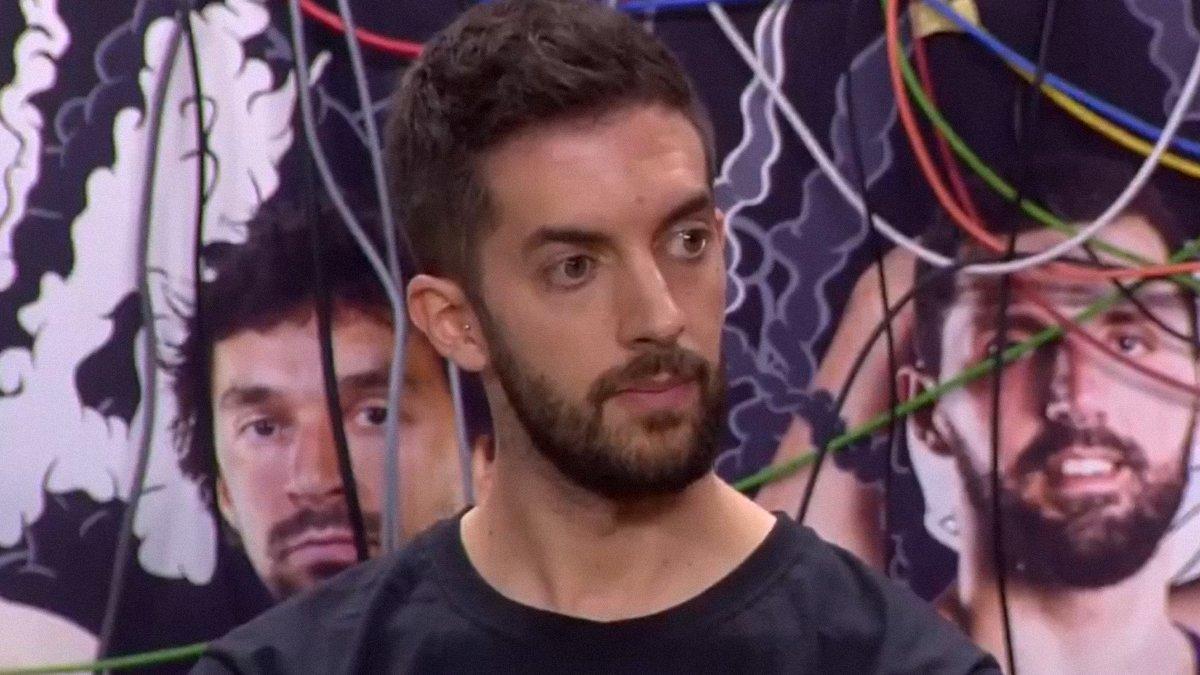 """Broncano, pillado sin parpadear por las cámaras de Movistar+: """"¡Parece una foto!"""""""