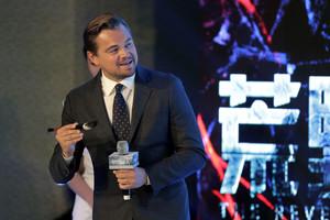 Un Oscar casolà fet amb joies i or fos per a DiCaprio