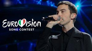 Diodato, ganador del Festival de Sanremo y representante de Italia en Eurovisión 2020.