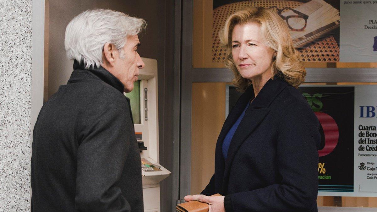 Escena del segundo capítulo de la temporada 20 de 'Cuéntame cómo pasó'.