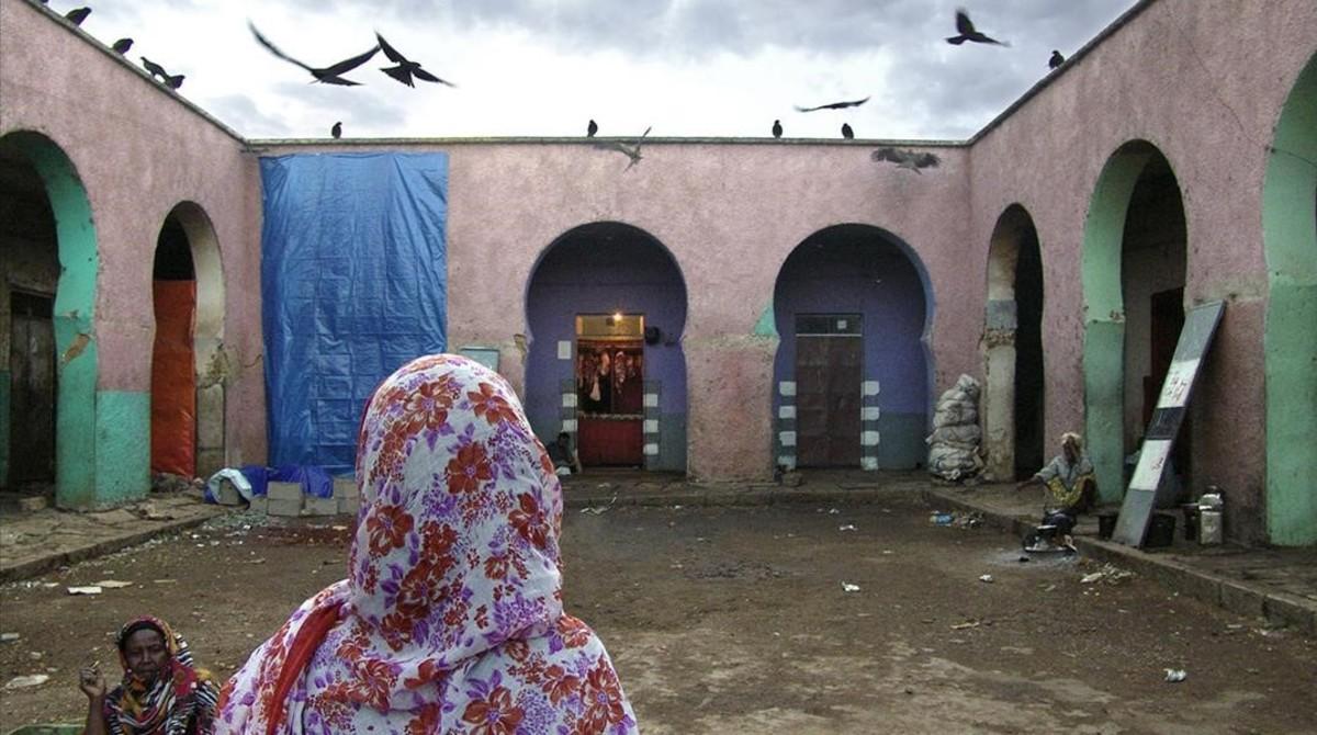 Imagendel documental Etiopia.