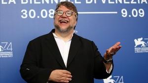 """Guillermo del Toro: """"La innocència és una arma idònia contra Trump"""""""
