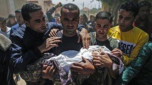 L'escalada bèl·lica a Gaza provoca una vintena de morts