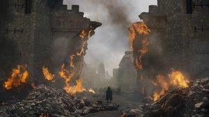 Un fotograma del episodio quinto de la octava temporada de Juego de tronos