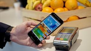Sistema de pago por móvil.