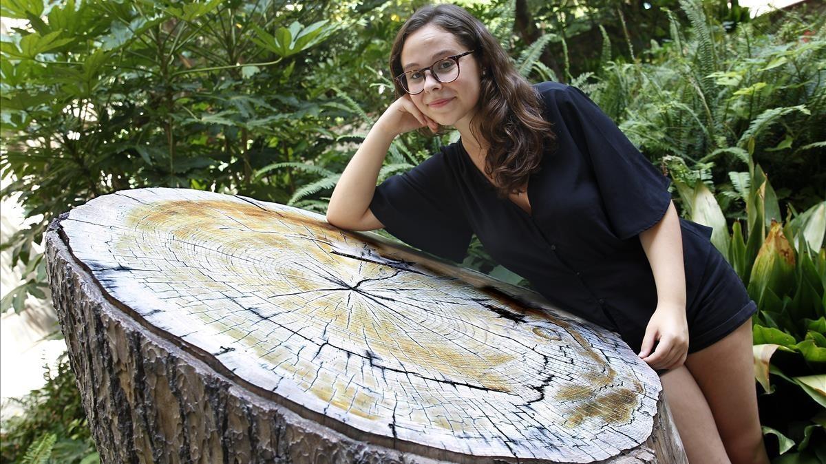 Júlia Galobart: «El esfuerzo es más importante que las notas»