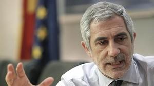 """Llamazares recrimina a Garzón sus """"fracasos electorales"""" y se postula como candidato de IU Asturias"""