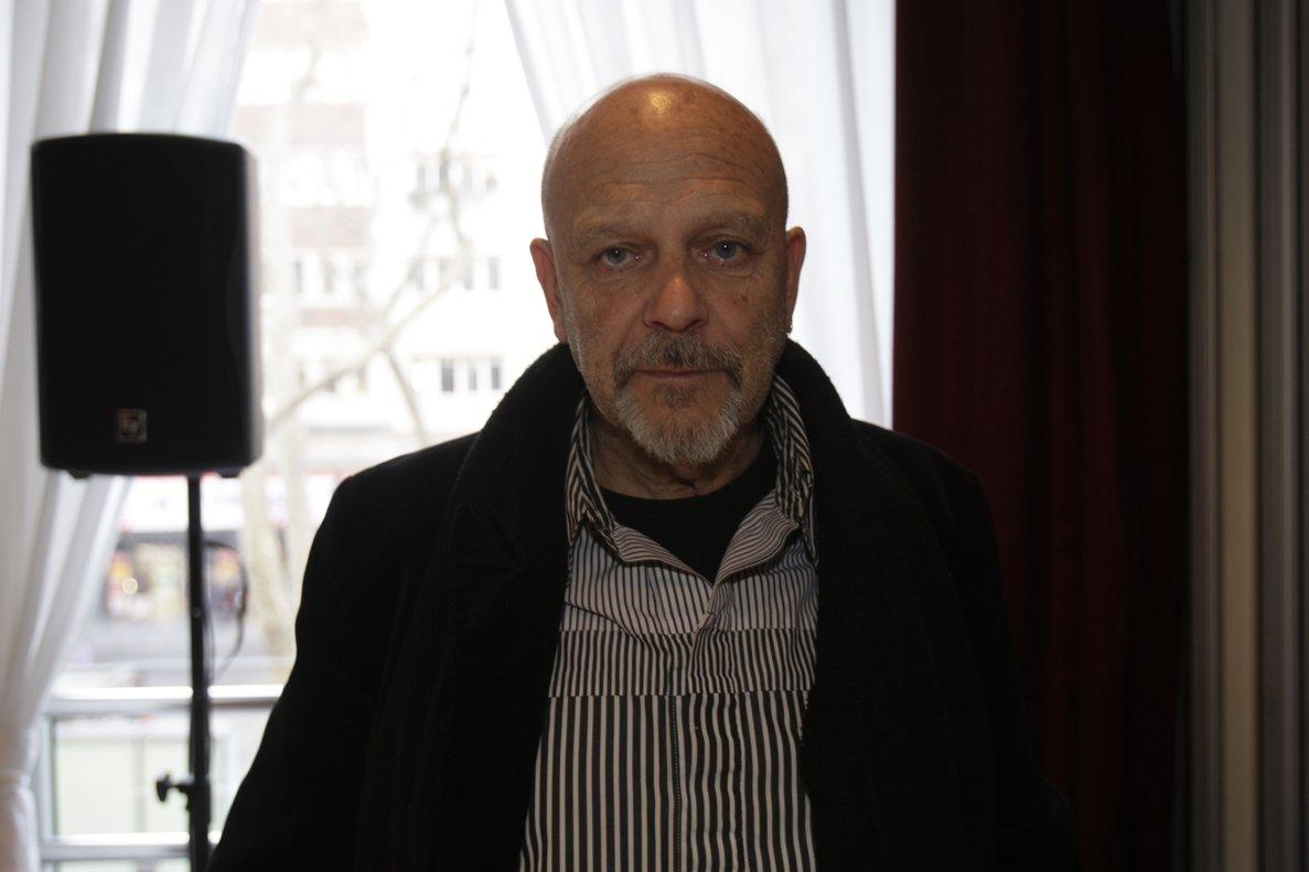 Hermann Bonnín, en una imagen de archivo.