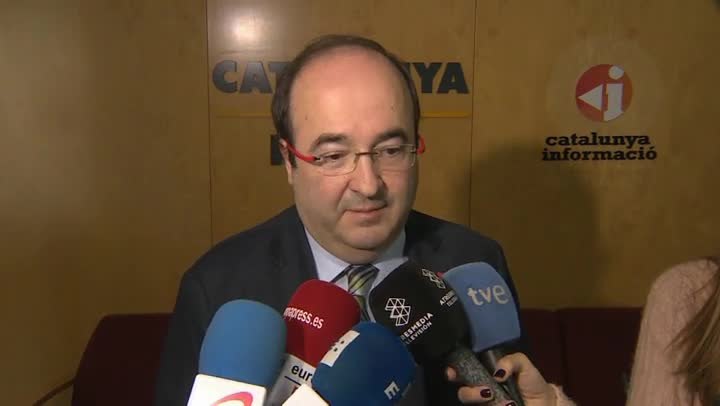 Iceta pide explicaciones por las declaraciones de Vidal