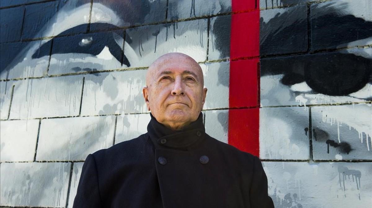 Juan Carlos Olaria, esta semana en Barcelona.