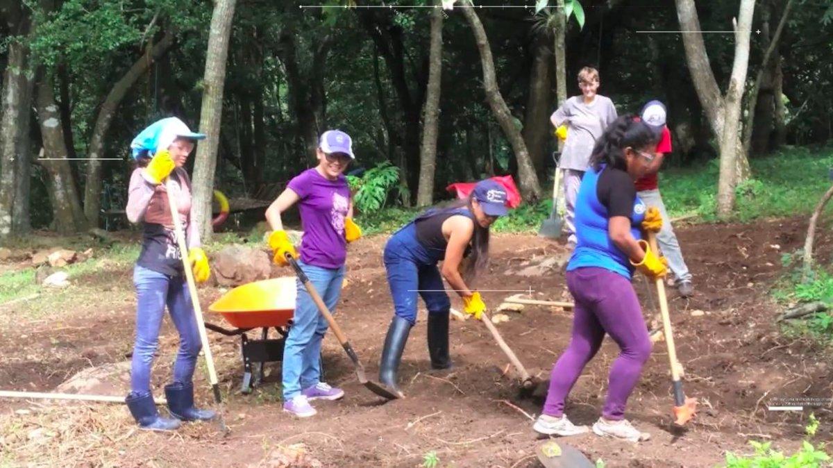 Imagen del cuarto vídeo del proyecto STBoiAct, dedicado al Colectivo de Mujeres de Matagalpa, en Nicaragua