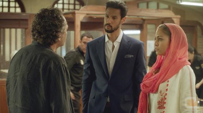 Imagen de la serie El Príncipe.