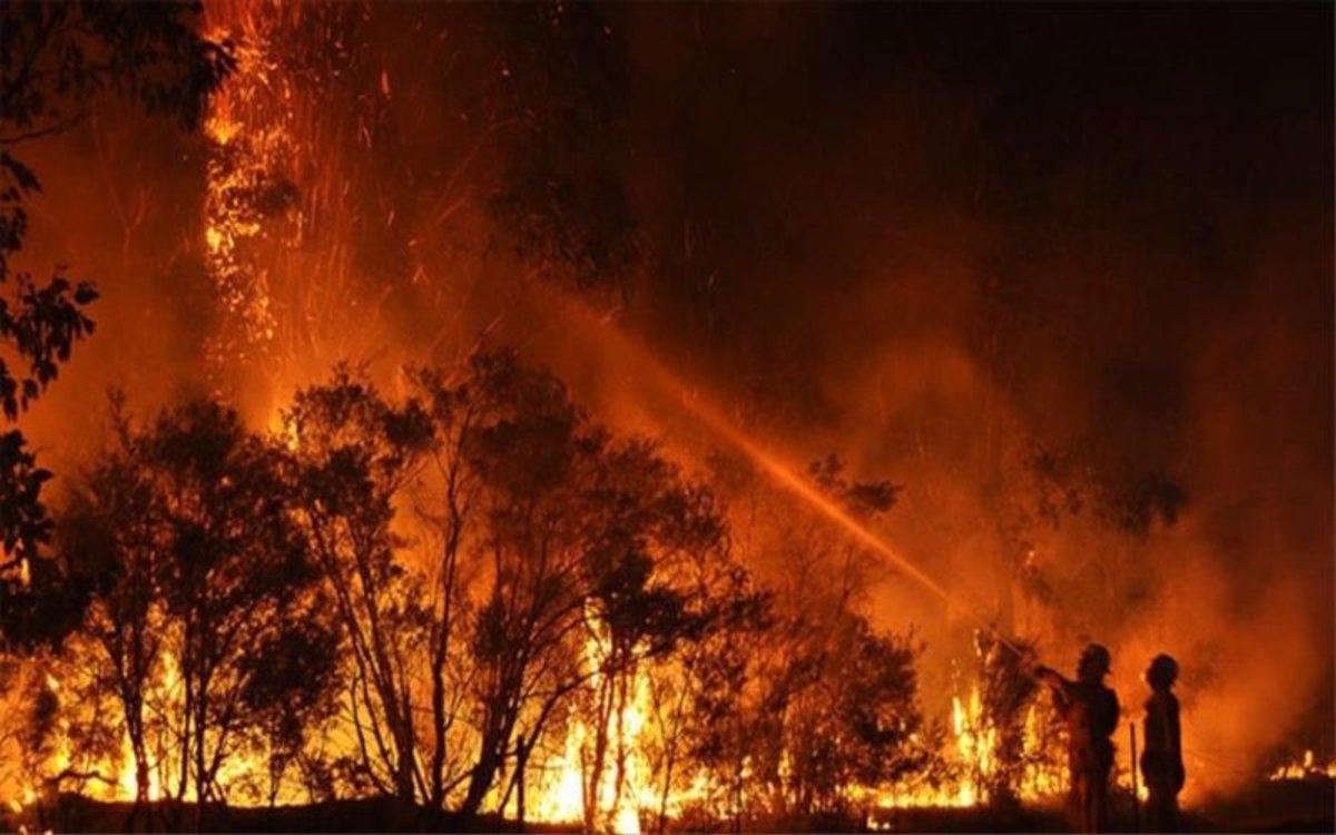 Los incendios forestales en Autralia siguen creciendo.