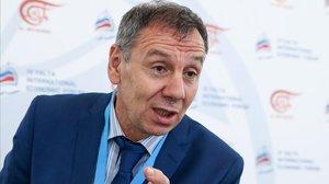 El influyente politólogo ruso Serguéi Markov.