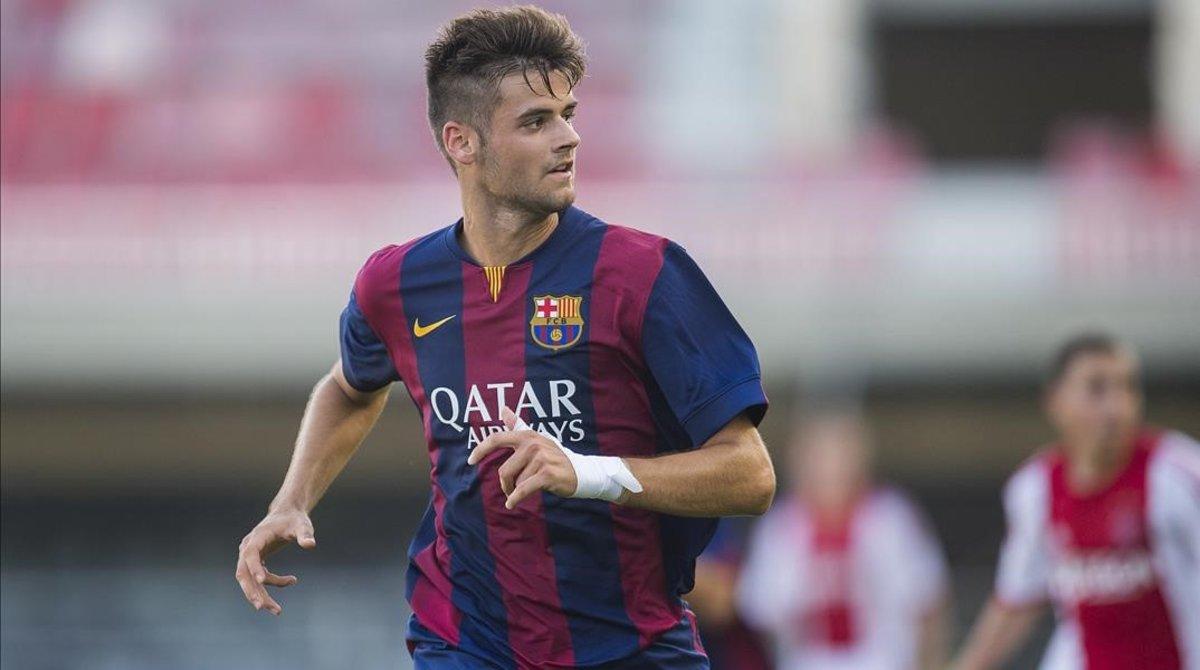 Adrià Vilanova fitxa pel FC Andorra de Piqué