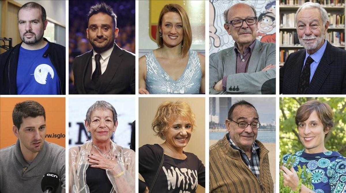 Aquests són els 10 candidats al Català de l'Any 2016