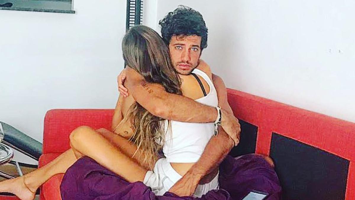 Jorge y Miri.