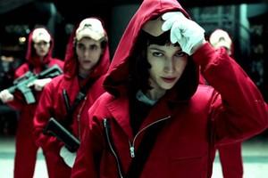 'La casa de papel' es la serie de habla no inglesa más vista en Netflix a nivel mundial