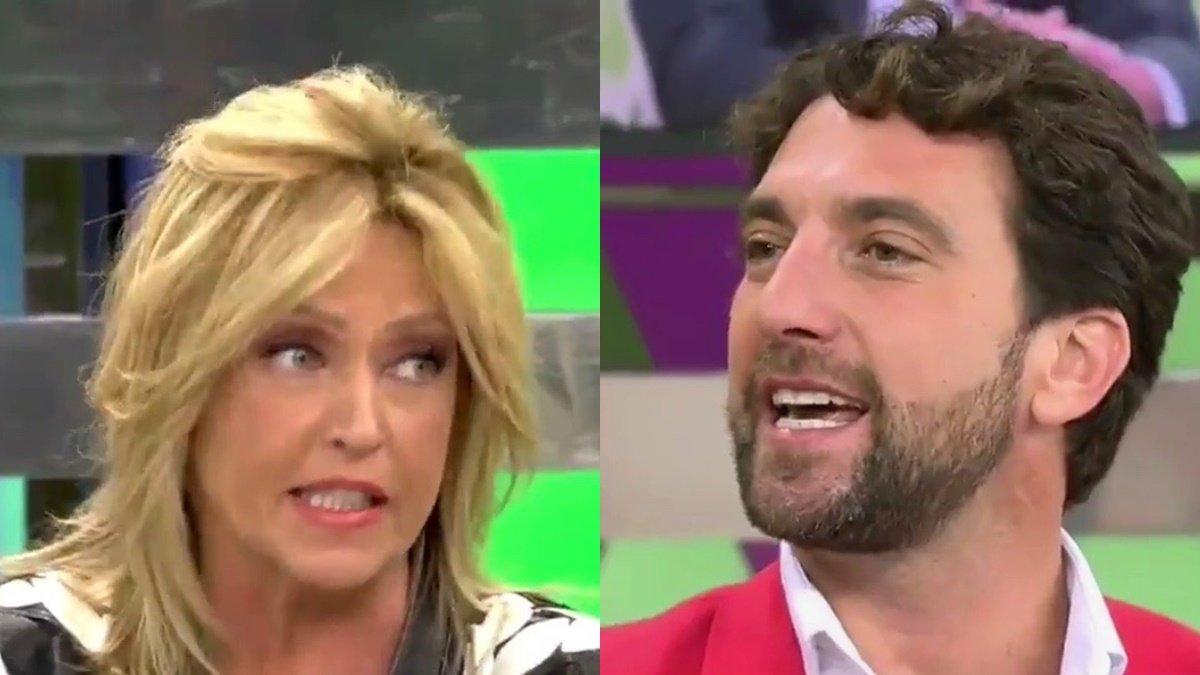 Antonio Pavón dice que sus mayores rivales en 'Supervivientes' serán los hombres y Lydia Lozano le responde