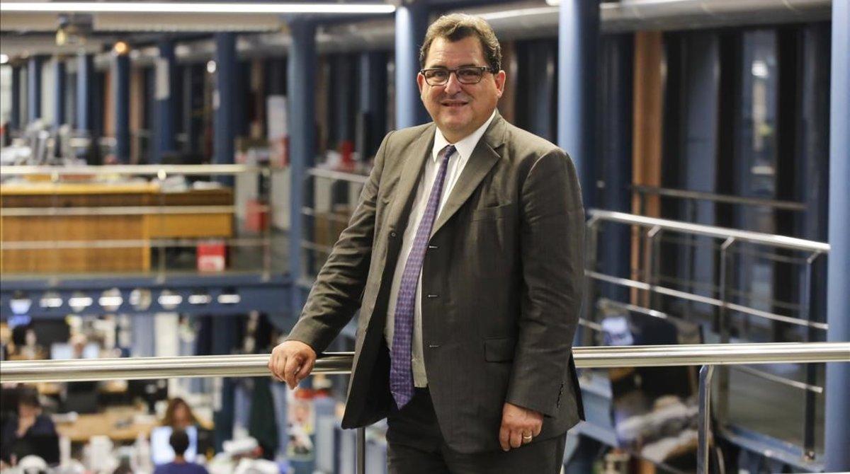 Luis Marco Aguiriano, secretario de Estado para la Unión Europea.