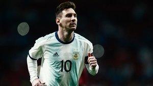 Messi: «El meu fill em va preguntar: '¿Per què et maten a l'Argentina?'»