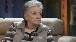 Maria Galiana visita 'La resistencia' y desvela la edad de Herminia en 'Cuéntame'