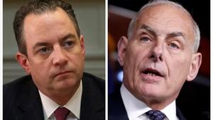 El cap de gabinet de Trump cau en la guerra oberta a la Casa Blanca