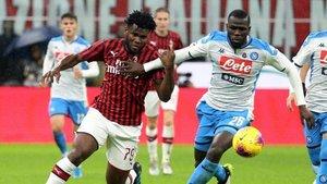 Milan solamente ha ganado cuatro juegos en la temporada (República)