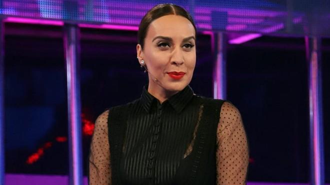 Mónica Naranjo en una de las galas de OT 2017.