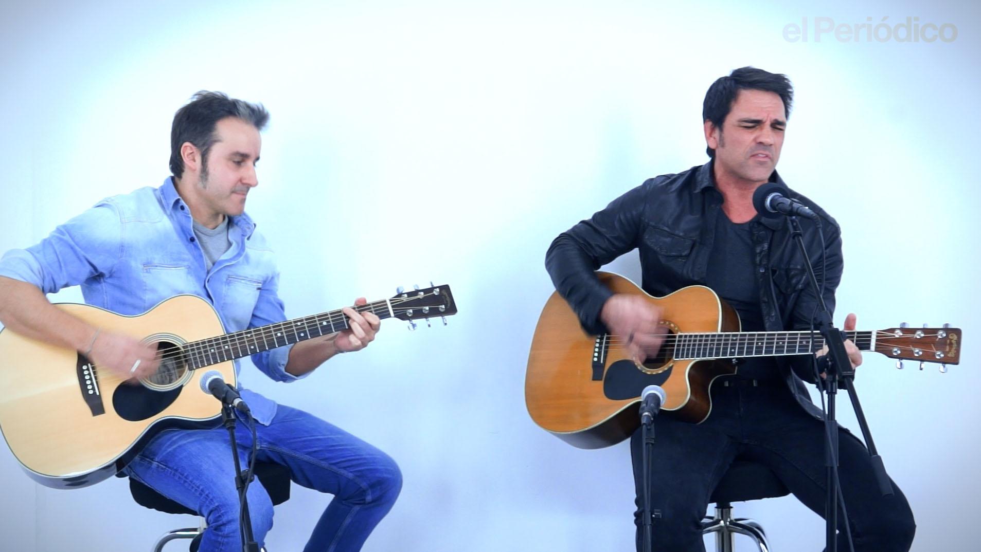 Música directa: Ricky Fargas interpreta 'Bicho malo'
